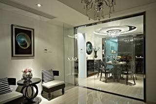 新古典风格三居餐厅每日首存送20