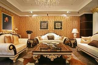 奢华欧式风格别墅每日首存送20