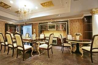 奢华欧式风格别墅餐厅装修效果图