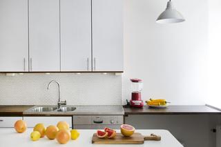 二居室小户型公寓厨房装修效果图