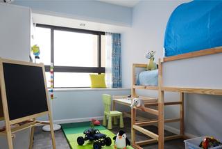 简约风格四居室儿童房装修效果图