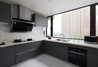 简约风格四居室厨房装修效果图