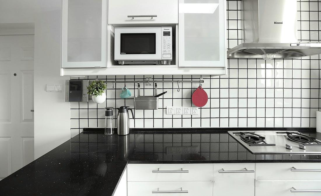 100㎡北欧风格厨房装修效果图