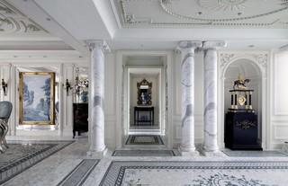 法式古典别墅装修效果图