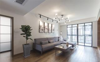 140平米二居室装修效果图
