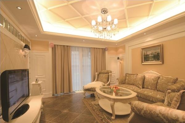 客厅窗帘适合用什么颜色 客厅窗帘如何选插图