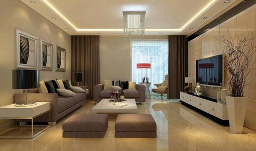 客厅窗帘适合用什么颜色 客厅窗帘如何选插图4