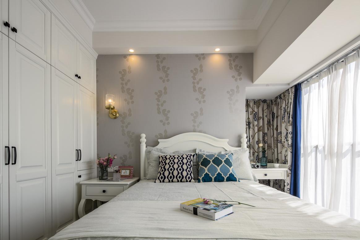 美式四居卧室装修效果图