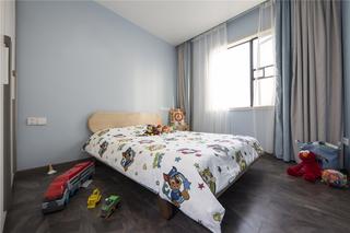 148平现代简约儿童房装修效果图