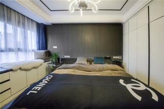 复式现代风卧室每日首存送20