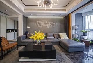 复式现代风沙发背景墙每日首存送20