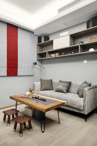 148m²现代简约风茶室每日首存送20