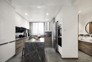 148m²现代简约风厨房每日首存送20