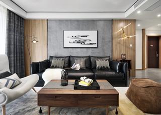 148m²现代简约风沙发墙每日首存送20
