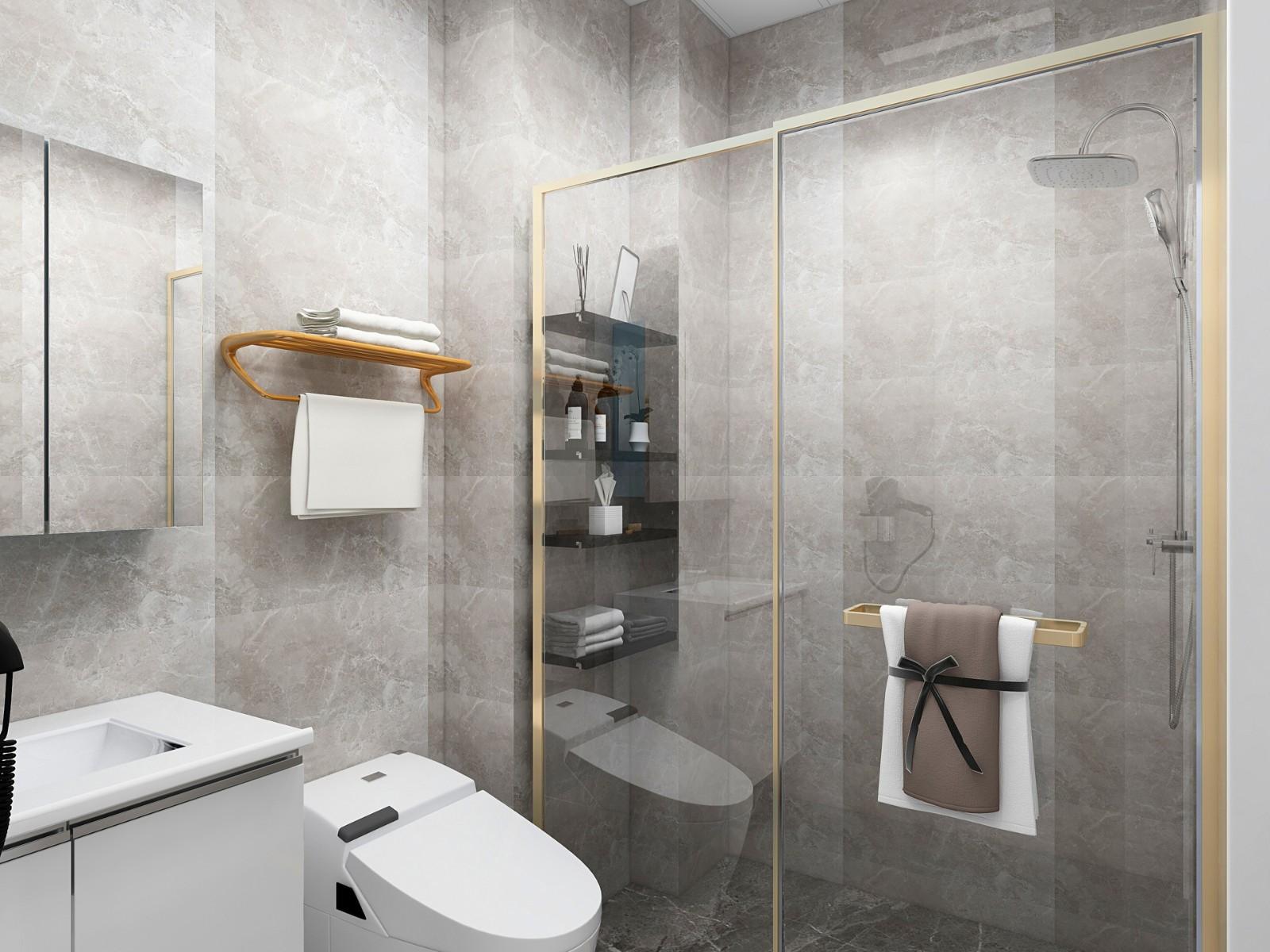 经典两房改三房案例_7万120平米现代两房装修效果图,现代风格案例装修案例效果图 ...