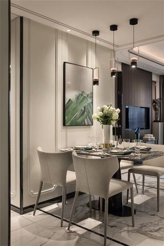 现代轻奢三居餐厅装修效果图