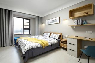 130m²现代简约卧室装修效果图