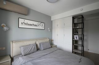 北欧三居卧室装修效果图