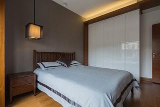 175m²新中式卧室装修效果图
