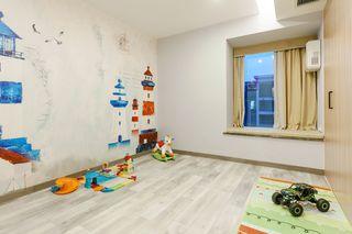 简约北欧三居儿童房装修效果图