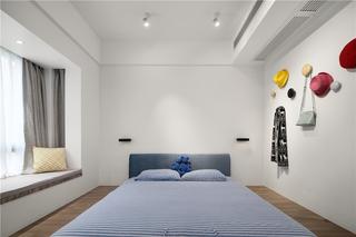 150平现代简约卧室装修效果图