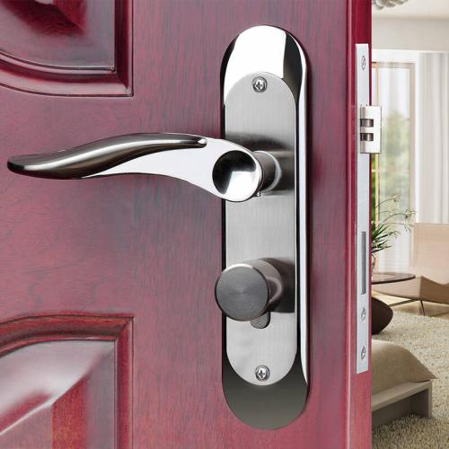 防盗门锁坏了怎么撬开  防盗门锁怎么更换