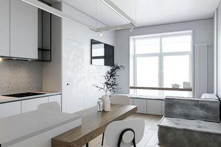 小户型极简公寓客餐厅每日首存送20