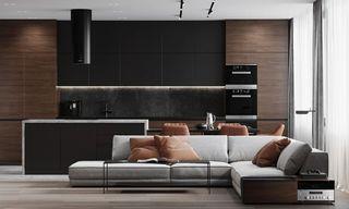 现代时尚公寓客厅每日首存送20