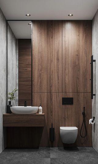现代时尚公寓卫生间每日首存送20