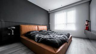 120m²现代简约卧室装修效果图