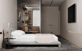 简约风公寓卧室装修效果图