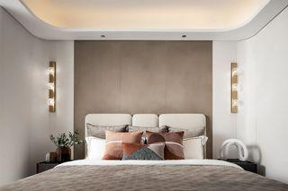 现代轻奢四居卧室装修效果图