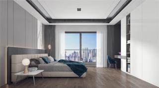 大户型现代混搭卧室装修效果图