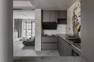 120m²现代简约厨房每日首存送20