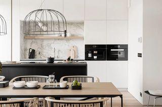 简约现代公寓装修效果图
