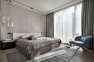 简约现代风卧室装修效果图
