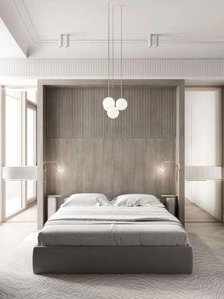 65平公寓装修效果图