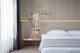 大户型现代简约卧室装修效果图