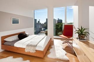 舒適大氣宜家風 高層公寓效果圖