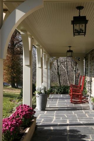 多国异域风情别墅花园效果图欣赏