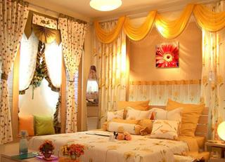 家装室内窗帘装饰欣赏大全