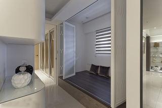 创意现代日式榻榻米休闲室欣赏