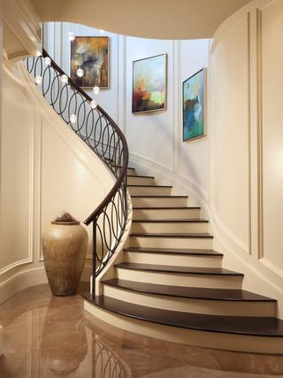 家装设计楼梯案例欣赏