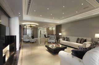 新古典风格公寓客厅装修图