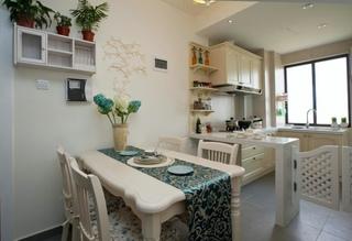 家居室内装修餐厅实例鉴赏