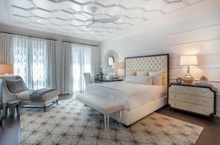 浪漫欧式风格卧室欣赏