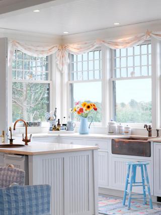 家庭装修室内窗帘装饰欣赏