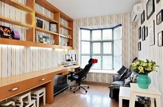 12平米家居客厅装修案例图