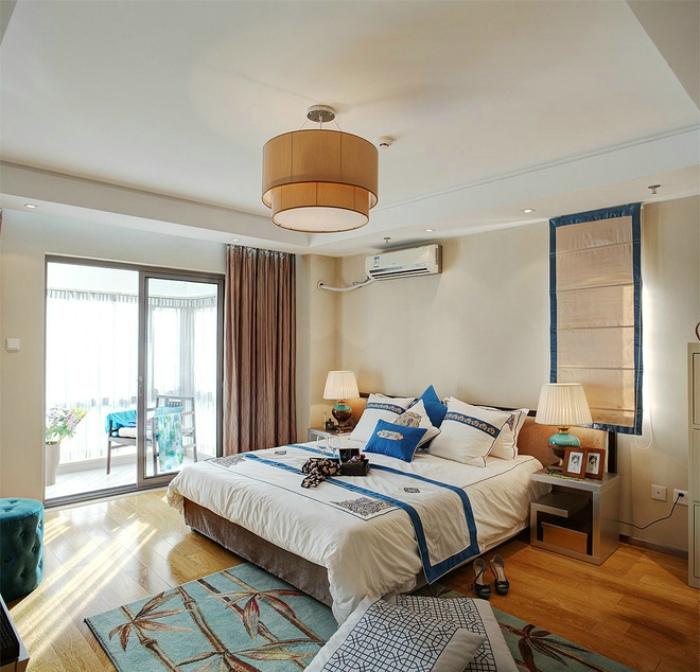 温馨北欧风格卧室装修设计
