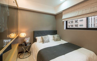 简约装修卧室床头灯设计